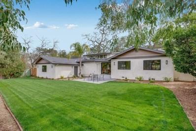 105 Via Santa Maria, Los Gatos, CA 95030 - MLS#: ML81741202