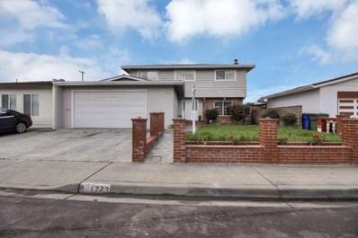 1723 Starlite Drive, Milpitas, CA 95035 - MLS#: ML81742398