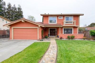 1337 Vailwood Court, Pleasanton, CA 94566 - MLS#: ML81743936