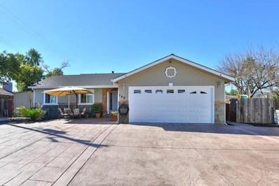 740 Cahalan Court, San Jose, CA 95123 - MLS#: ML81744248