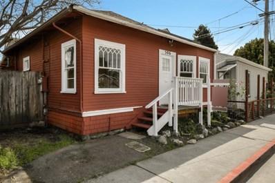 506 Murray Street, Santa Cruz, CA 95062 - MLS#: ML81746287