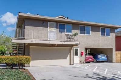 1375 Ruby Court UNIT 4, Capitola, CA 95010 - MLS#: ML81746700