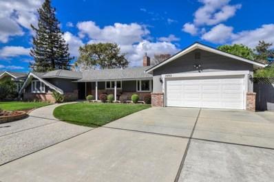 1693 Newcastle Drive, Los Altos, CA 94024 - MLS#: ML81747133