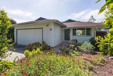 212 Coulson Avenue, Santa Cruz, CA 95060 - MLS#: ML81747216