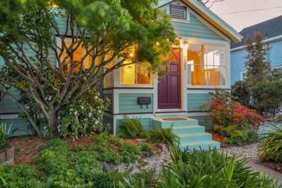 123 Berkshire Avenue, Santa Cruz, CA 95060 - MLS#: ML81748152