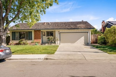 837 Gladiola Drive, Sunnyvale, CA 94086 - MLS#: ML81749689
