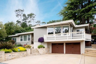 14 Cielo Vista Terrace, Monterey, CA 93940 - MLS#: ML81754088