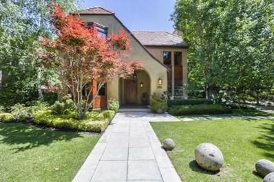 1995 Waverley Street, Palo Alto, CA 94301 - MLS#: ML81754178