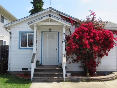 212 Blackburn Street, Santa Cruz, CA 95060 - MLS#: ML81754661