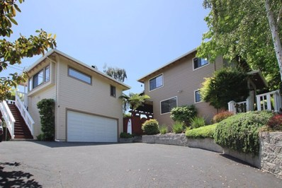 515 Corcoran Avenue, Santa Cruz, CA 95062 - MLS#: ML81754986