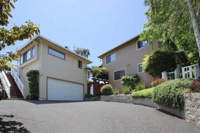 515 Corcoran Avenue, Santa Cruz, CA 95062 - MLS#: ML81754986