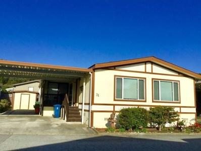 34 Sailfish Court UNIT 34, Half Moon Bay, CA 94019 - MLS#: ML81755149