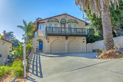 3019 Twin Palms Drive, Aptos, CA 95003 - MLS#: ML81757461