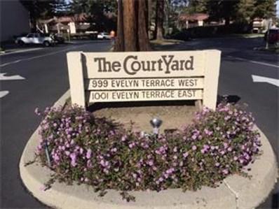 999 Evelyn Terrace UNIT 75, Sunnyvale, CA 94086 - MLS#: ML81758785