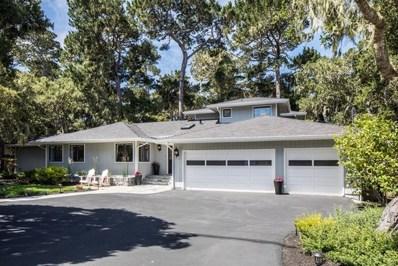 1096 Sawmill Gulch Road, Pebble Beach, CA 93953 - MLS#: ML81759065