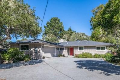 1091 Sawmill Gulch Road, Pebble Beach, CA 93953 - MLS#: ML81759499