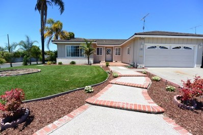 2591 Monroe Street, Santa Clara, CA 95051 - MLS#: ML81760305