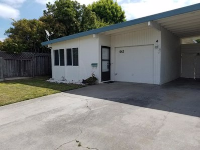 642 Bridge Street, Watsonville, CA 95076 - MLS#: ML81760567