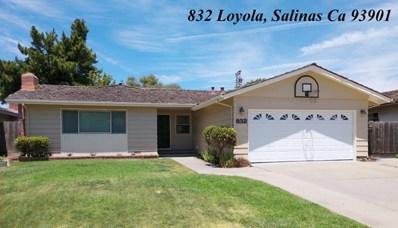 832 Loyola Drive, Salinas, CA 93901 - MLS#: ML81761133