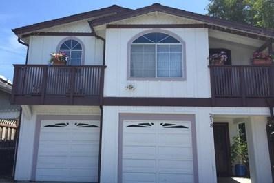 218 Ocean Street, Santa Cruz, CA 95060 - MLS#: ML81761531