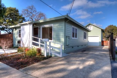 1102 Vera Avenue, Redwood City, CA 94061 - MLS#: ML81763078