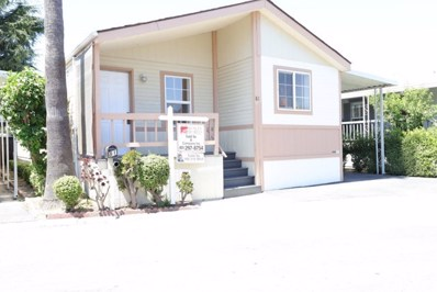 165 Blossom Hill Road UNIT 81, San Jose, CA 95123 - MLS#: ML81764268