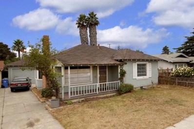 615 Woodrow Avenue, Santa Cruz, CA 95060 - MLS#: ML81765129