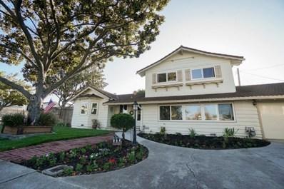 1722 Santa Cruz Avenue, Santa Clara, CA 95051 - MLS#: ML81765433
