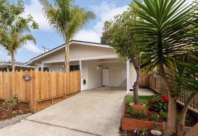 516 Laverne Avenue, Aptos, CA 95003 - MLS#: ML81766027