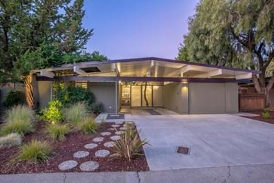 3423 Cork Oak Way, Palo Alto, CA 94303 - MLS#: ML81767099