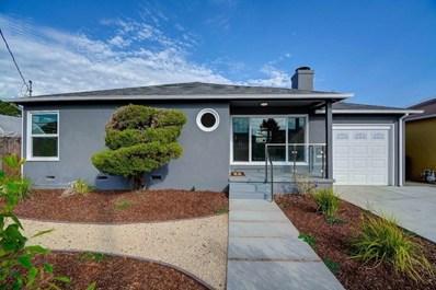 1009 Santa Inez Avenue, San Mateo, CA 94401 - MLS#: ML81767149