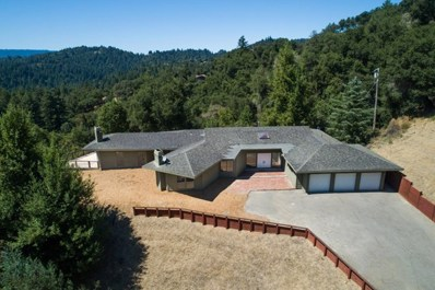 22111 Oak Flat Road, Los Gatos, CA 95033 - MLS#: ML81767931