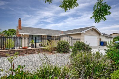 4861 Delores Drive, Union City, CA 94587 - MLS#: ML81768416