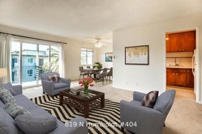 819 Humboldt Street UNIT 404, San Mateo, CA 94401 - MLS#: ML81768668