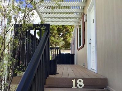 18 Pelican Circle UNIT 18, Half Moon Bay, CA 94019 - MLS#: ML81768794
