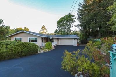 235 Estates Drive, Outside Area (Inside Ca), CA 95005 - MLS#: ML81769231