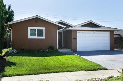 3138 Mount Rainier Drive, San Jose, CA 95127 - MLS#: ML81769365
