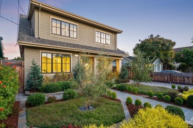 205 Bayswater Avenue, Burlingame, CA 94010 - MLS#: ML81771961