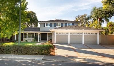 517 Levin Avenue, Mountain View, CA 94040 - MLS#: ML81772530