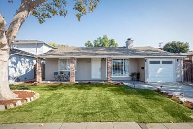 3961 Casanova Drive, San Mateo, CA 94403 - MLS#: ML81774307