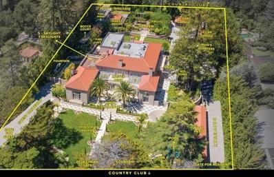1868 Floribunda Avenue, Hillsborough, CA 94010 - MLS#: ML81774413