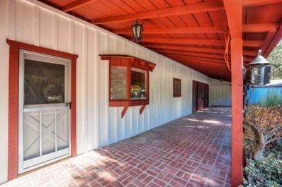 1 Rancho Road, Carmel Valley, CA 93924 - MLS#: ML81775012