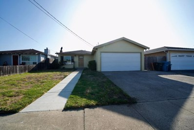 1175 Cervantes Way, Pacifica, CA 94044 - MLS#: ML81775217