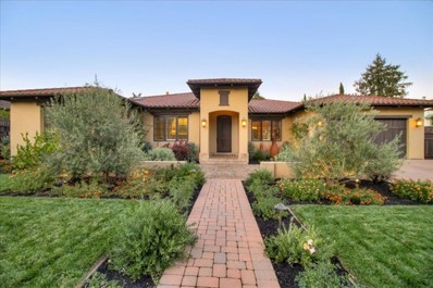 18021 Arlee Drive, Monte Sereno, CA 95030 - MLS#: ML81775254