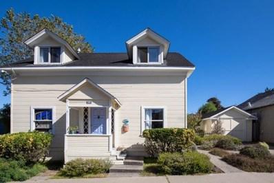 505 Monterey Avenue, Pacific Grove, CA 93950 - MLS#: ML81778355