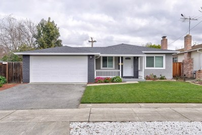 1134 Stelling Road, Cupertino, CA 95014 - MLS#: ML81779134