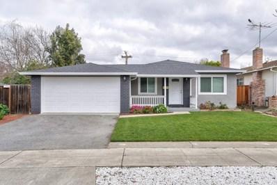 1134 Stelling Road, Cupertino, CA 95014 - MLS#: ML81779134