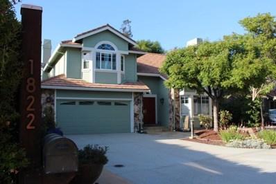 1822 White Oaks Court, Campbell, CA 95008 - MLS#: ML81779215