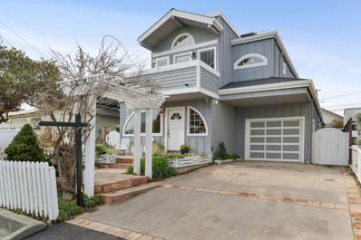 306 Coates Drive, Aptos, CA 95003 - MLS#: ML81779352