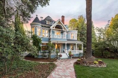 1023 Forest Avenue, Palo Alto, CA 94301 - MLS#: ML81779795